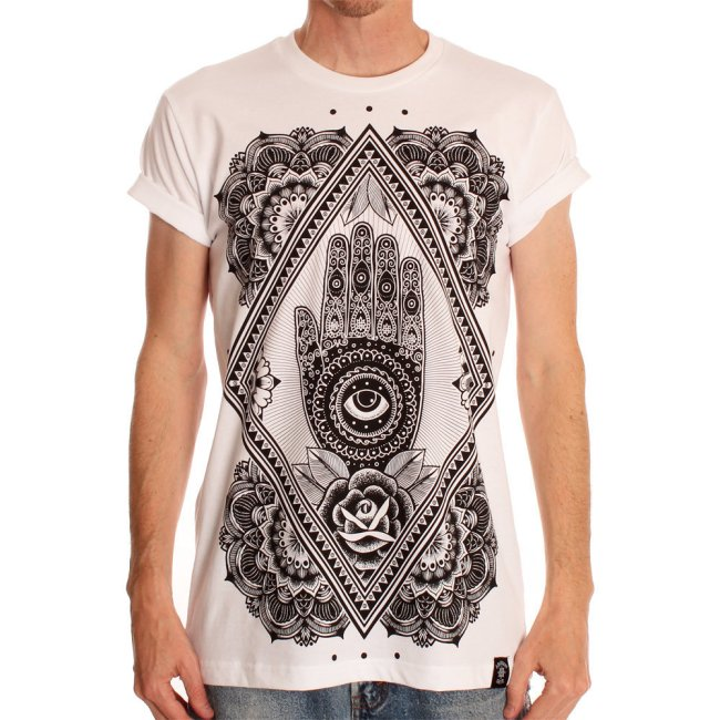 Abandon Ship Apparel Hand Of God Tee
