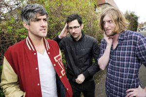 We Are Scientists press shot