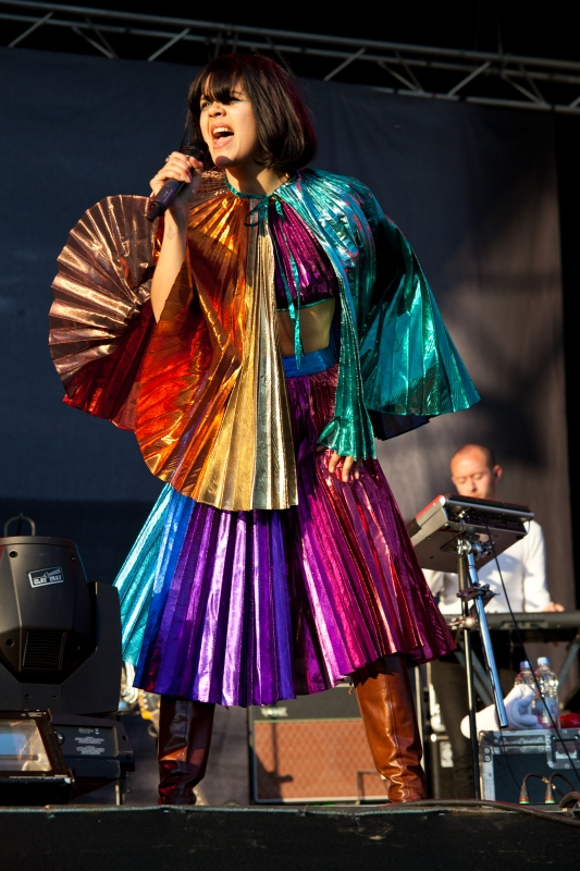 Bat For Lashes © Emma Swann