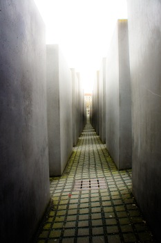 Memorial to Murdered Jews of Europe