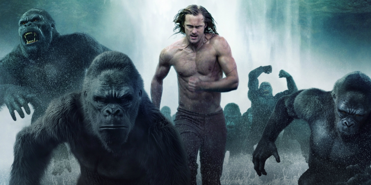 Review | Legend of Tarzan