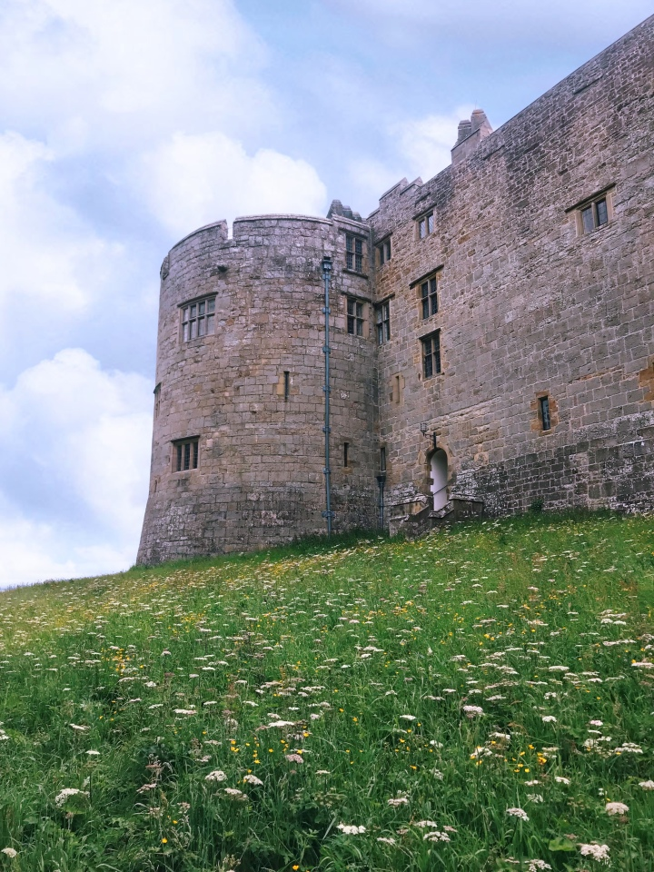 Chirk Castle Wall