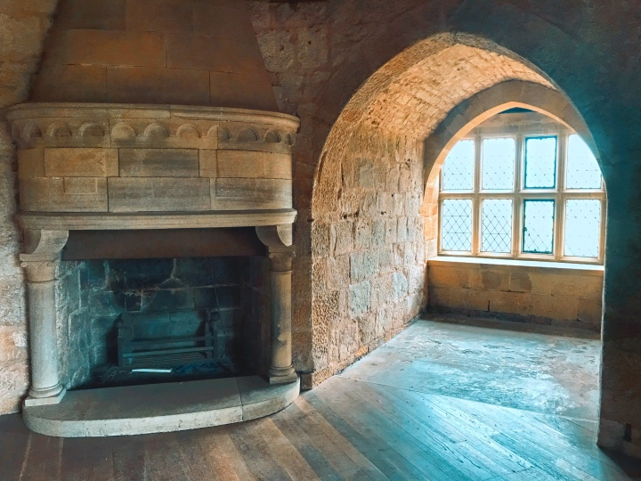 Chirk Fireplace