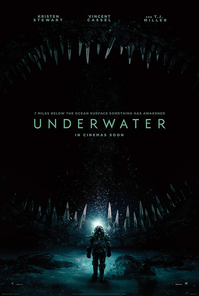 underwater review