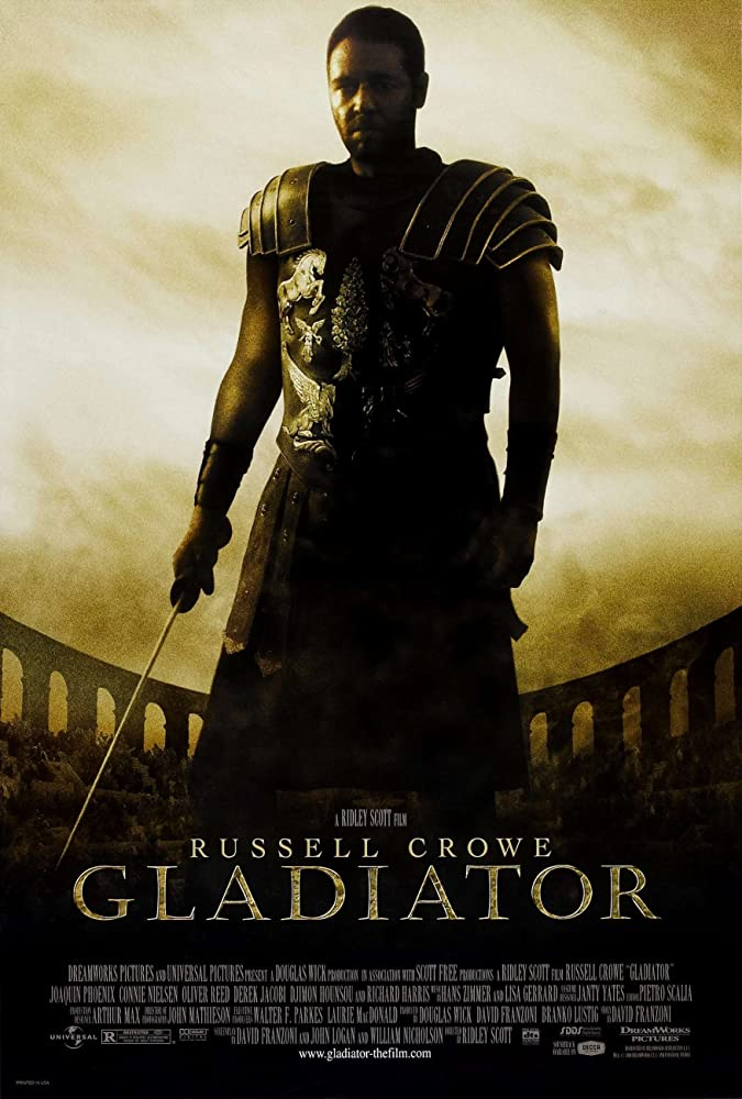 Gladiator film review