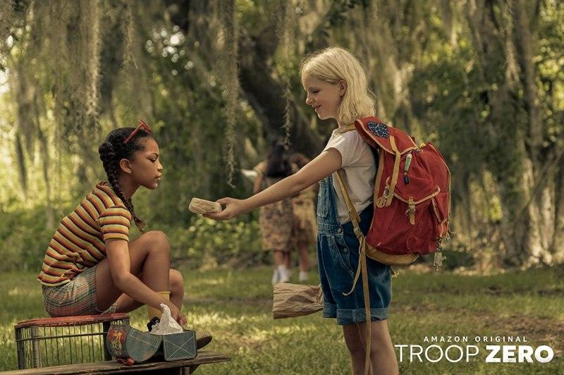 troop zero film review