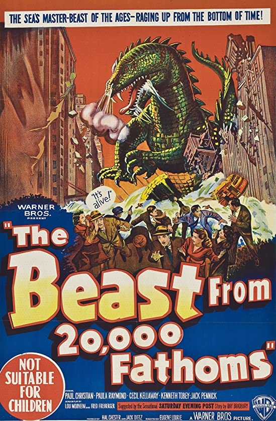 The Beast From 20000 Fathoms film